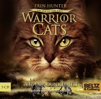 Zeit der Dunkelheit / Warrior Cats Staffel 3 Bd.4 (5 Audio-CDs)