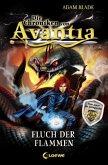 Fluch der Flammen / Die Chroniken von Avantia Bd.4