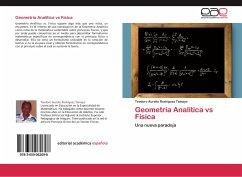 Geometría Analítica vs Física