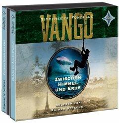 Zwischen Himmel und Erde / Vango Bd.1 (6 Audio-CDs) - Fombelle, Timothée de