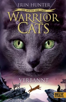 Outcast Cover Warrior Cats