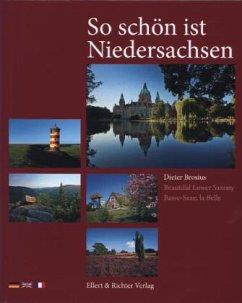 So schön ist Niedersachsen - Brosius, Dieter