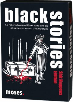 Black Stories (Spiel), Shit Happens Edition