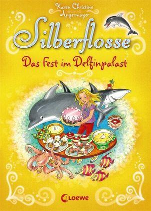 Buch-Reihe Silberflosse von Karen Chr. Angermayer