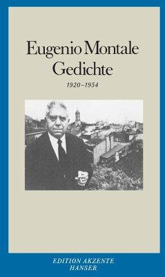 Gedichte - Montale, Eugenio