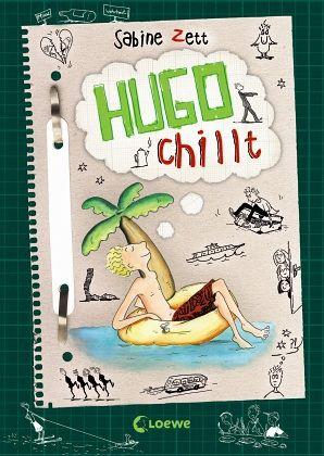 Buch-Reihe Hugo von Sabine Zett