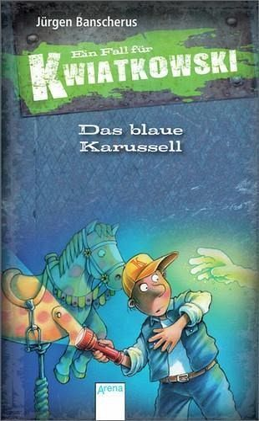 Buch-Reihe Ein Fall für Kwiatkowski