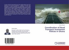 Coordination of Road Transport Investment Policies in Ghana - Peprah, Charles
