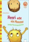 Henri erbt ein Monster. Lustige Monstergeschichten
