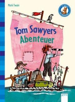 Tom Sawyers Abenteuer - Twain, Mark; Knape, Wolfgang