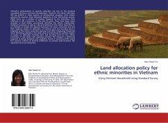 Land allocation policy for ethnic minorities in Vietnam
