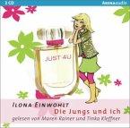 Die Jungs und ich / Sina Bd.4 (2 Audio-CDs)
