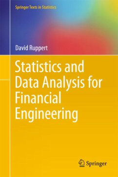 Statistics and Data Analysis for Financial Engineering - Ruppert, David