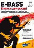 E-Bass - Einfach abrocken!, m. Audio-CD