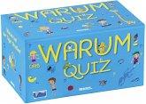 Das Warum-Quiz (Kartenspiel)