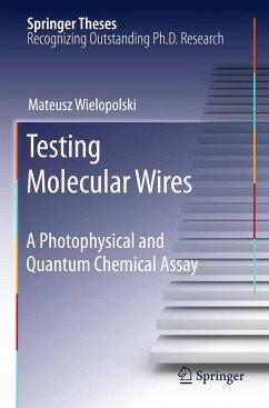 Testing Molecular Wires - Wielopolski, Mateusz