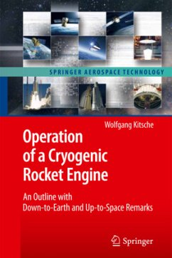 Operation of a Cryogenic Rocket Engine - Kitsche, Wolfgang