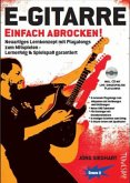 E-Gitarre - Einfach abrocken!, m. Audio-CD