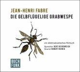 Die gelbflügelige Grabwespe, 1 Audio-CD