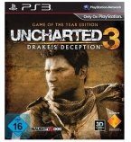 Uncharted 3 - Drake's Deception (Game Of the Year Edition) (PlayStation 3)