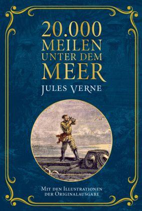 20.000 Meilen unter dem Meer - Verne, Jules
