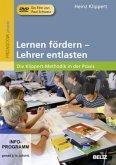 Lernen fördern - Lehrer entlasten, 1 DVD