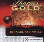 Sharpes Gold / Richard Sharpe Bd.9 (9 Audio-CDs)