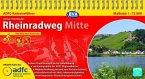 ADFC-Radreiseführer Rheinradweg Mitte