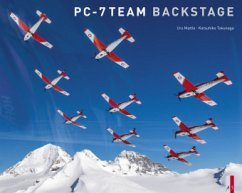 PC-7 TEAM - Backstage