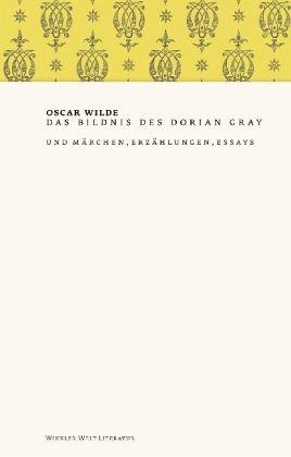 Wilde oscar essay