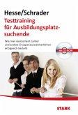 Testtraining für Ausbildungsplatzsuchende