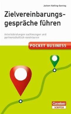 Pocket Business Zielvereinbarungsgespräche führen