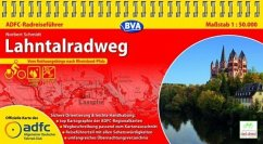 ADFC-Radreiseführer Lahntalradweg - Schmidt, Norbert