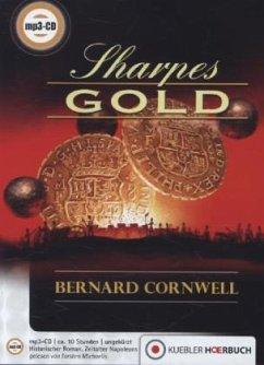 Sharpes Gold / Richard Sharpe Bd.9 (1 MP3-CD)