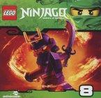 LEGO Ninjago Bd.8 (Audio-CD)