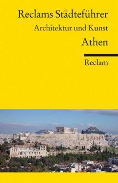 Reclams Städteführer Athen - Gallas, Klaus