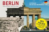 Berlin. Ein Rundgang vor und nach dem Mauerfall