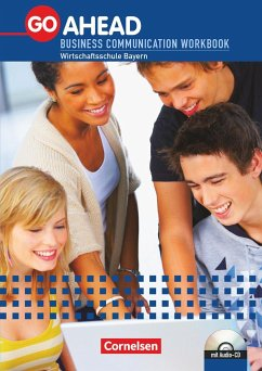 Go Ahead A2-B1. Workbook mit CD - Benford, Michael; Caridia, Christopher A.; Williams, Isobel E.