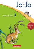 Jo-Jo Sachunterricht - Ausgabe N. 3. Schuljahr - Schülerbuch