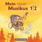 1./2. Schuljahr, 4 Audio-CDs / Mein neuer Musikus
