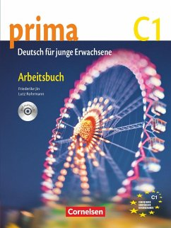 Prima C1: Band 7. Arbeitsbuch mit Audio-CD - Jin, Friederike; Rohrmann, Lutz