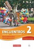 Encuentros 02. Schulaufgaben- und Klassenarbeitstrainer