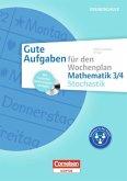 Gute Aufgaben für den Wochenplan Grundschule Mathematik 3./4. Schuljahr - Stochastik