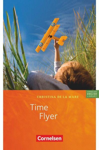 time flyer von christina de la mare