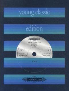 Ragtimes, für Klavier, m. Audio-CD - Joplin, Scott
