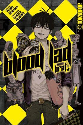 Buch-Reihe Blood Lad Brat