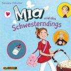Mia und das Schwesterndings / Mia Bd.6 (2 Audio-CDs)