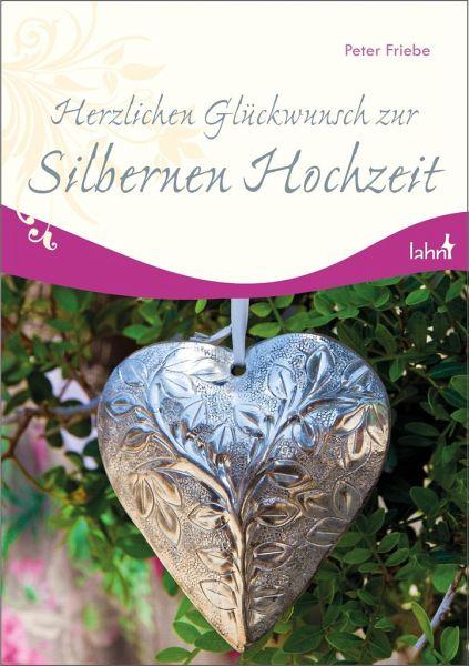 Herzlichen Gluckwunsch Zur Silbernen Hochzeit Von Peter Friebe
