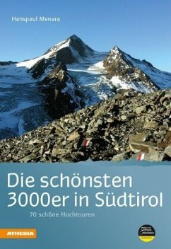 Die schönsten 3000er in Südtirol - Menara, Hanspaul