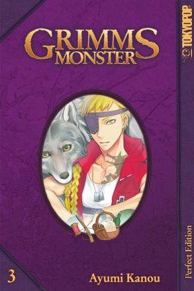 Buch-Reihe Grimms Monster